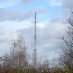 Mobile Antennenträger